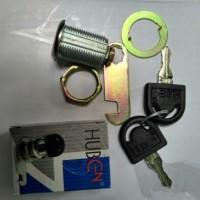 kunci Loker kunci Camlock 20mm Huben kunci kait
