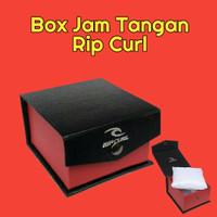 BOX JAM TANGAN MEREK RIPCURL BOX KANCING