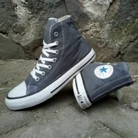 Sepatu Converse All Star Klasik High Size 39-43 #sepatu #pria #casual