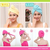 Hair Wrap Magic Towel