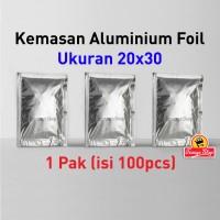 Plastik Kemasan Aluminium Foil Grosir