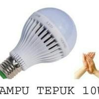 Lampu Led Sensor Tepuk 10w