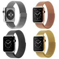 NOTO 42mm 42 mm Strap Apple Watch Milanese Loop Jam Smartwatch