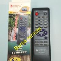 REMOTE MULTI TV TABUNG / LCD / LED SHARP RM-648TR - GROSIR