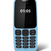 Nokia 105 Dual sim (2017) Garansi Resmi TAM