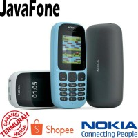 Nokia 105 Neo 2017 - Dual Sim - Garansi Resmi