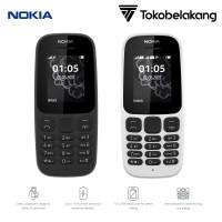 Nokia 105 Dual sim (2017) Garansi Resmi