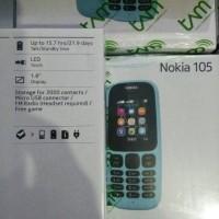 (NEW) Nokia 105 Dual SIM
