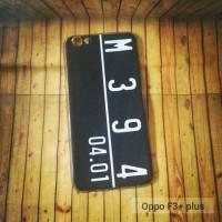 OPPO F3+ PLUS CASE CUSTOM HP