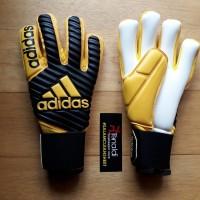 sarung tangan kiper - adidas classics pro /goalkeeper gloves/ selop