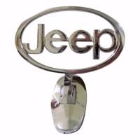 aksesoris mobil Logo Kap Mesin Jeep KLASIK MODERN