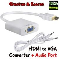 best quality Kabel HDMI to VGA Converter