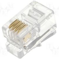 harga promo Konektor RJ9 Untuk Kabel Telpon