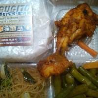 terbatas Nasi Box Murah di Jakarta 3 Menu
