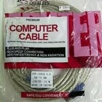 (Diskon) Kabel USB Printer 10 Meter