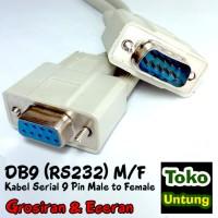 berkualitas Kabel Serial DB9 RS232