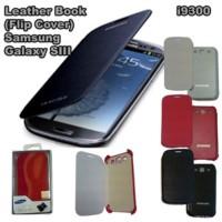 laris Leather Book (Flip Cover) Samsung Galaxy SIII I9300