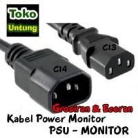 (Diskon) Kabel Power Monitor C14 to C13