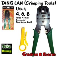limited edition Crimping Tools Murah