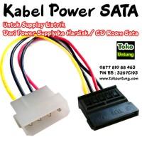 kualitas bagus Kabel Power SATA