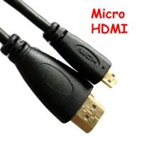 cuci gudang Kabel Micro HDMI to HDMI
