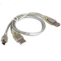 (Sale) Kabel Hardisk Eksternal USB 2.0 Cabang 5 Pin