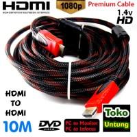 harga promo Kabel HDMI to HDMI 10 Meter
