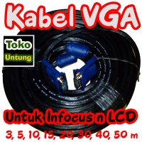 promo Kabel VGA 20 M High Quality