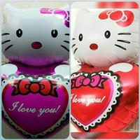 balon foil hello kitty/balon i love you/balon hati/balon murah/lucu