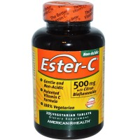 American health ester c 500mg with bioflavonoid 225 tablet