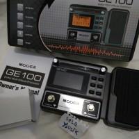 Guitar Gitar Multi Digital Effect Efek MOOER GE100 GE 100 not Zoom Kor