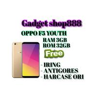 OPPO F5 YOUTH 3/32GB GARANSI RESMI OPPO 1 TAHUN