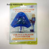 converter stick ps / converter stik ps2 ke PS3 / conver Murah