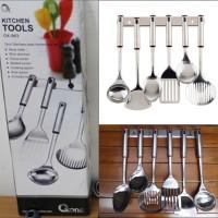 OXONE SENDOK SPATULA Kitchen Tools Silver - (OX-963)