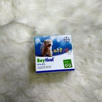 Bayticol obat kutu anjing 10ml