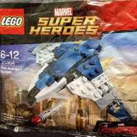 Lego Polybag 30304 The Avengers Quinjet