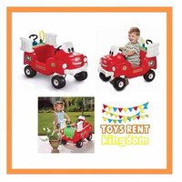 little tikes rescue spray / mobil anak little tikes