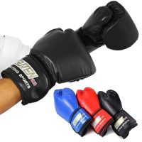 Boxing gloves training sarung tinju MMA glove original SUTENG SUTEN