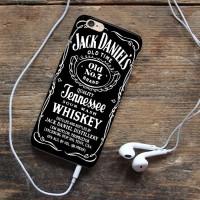 jack daniels case iphone x 5 6 7 8 samsung s7 s8 j5 j7 oppo f1 f3 dll
