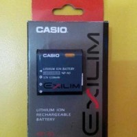 Baterai Battery Casio NP-40 For Kamera Casio Exilim Seri EX