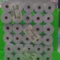 Kertas Kasir / Paper Roll ukuran 58mm x 65mm x 12mm, merk Paperline