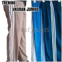 Trening Panjang JUMBO - Celana Panjang pria wanita harga murah grosir