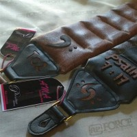 Strap bass & gitar super lebar 15cm custom
