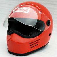Bandit Simpson helm custom. helm cakil. helm jadul. helm classic retro