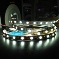 Lampu LED Strip Fleksibel Meteran IP33 5050 / 5730 Putih White SMD