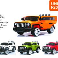 mainan anak mobil aki JEEP RUBICON UNIKID