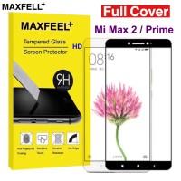 MAXFEEL Tempered Glass Xiaomi Mimax 2 Mi Max 2 Full Curved Premium