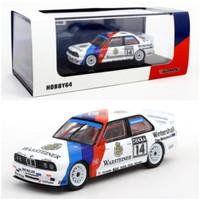 Tarmac Works 1/64 BMW M3 DTM Winner Norisring 1992 - J. Winkelhock