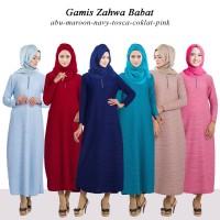 Zahwa Babat Gamis Muslimah 006