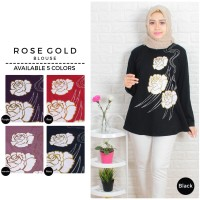kaos rose gold
